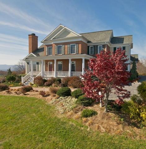 custom home for sale in Lexington, VA