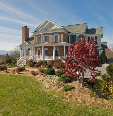 custom home for sale in Lexington, VA