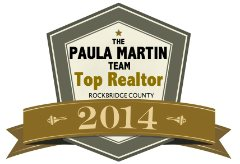 Realtor of the Year Paula Martin