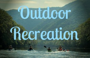 Outdoor activities in Lexington, VA