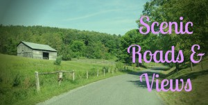 Scenic drives and views near Lexington Virginia
