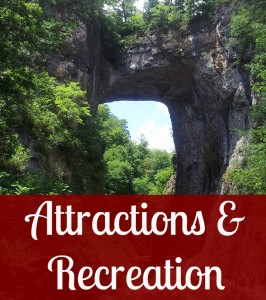 Lexington, VA attractions and recreation