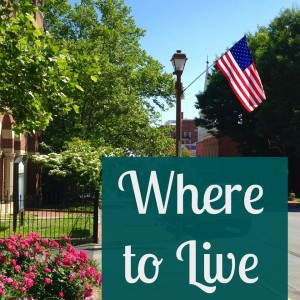 Where to live in Lexington and Rockbridge County, Virginia